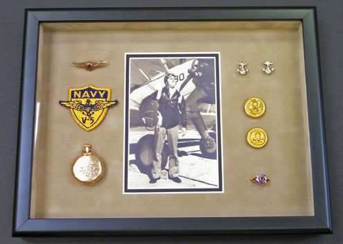 Custom Shadowboxes - The Great Frame Up :: Charlottesville