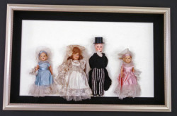 Shadow Box, Art, Decor, Framing